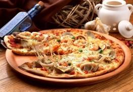Buffet mais Rodízio de Pizzas